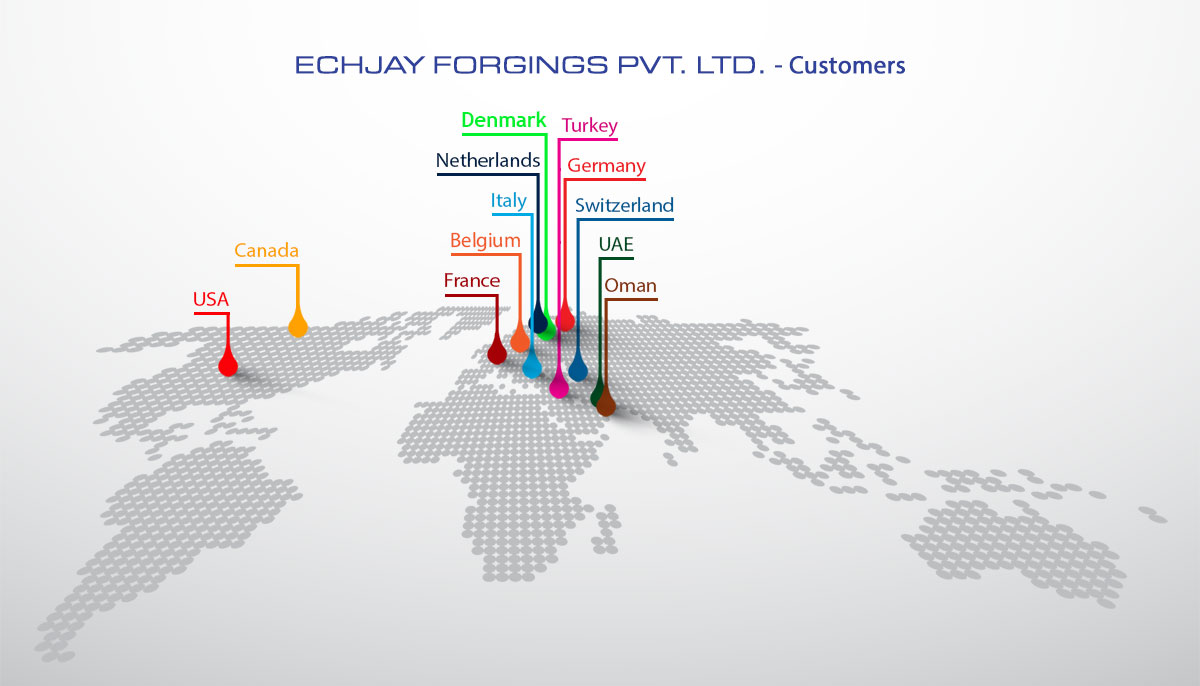 Echjay Forgings Pvt. Ltd